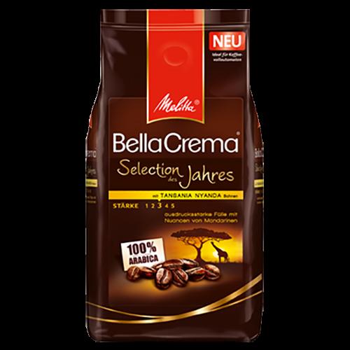 Melitta BellaCrema Selection 2015 kaffebønner 1000g