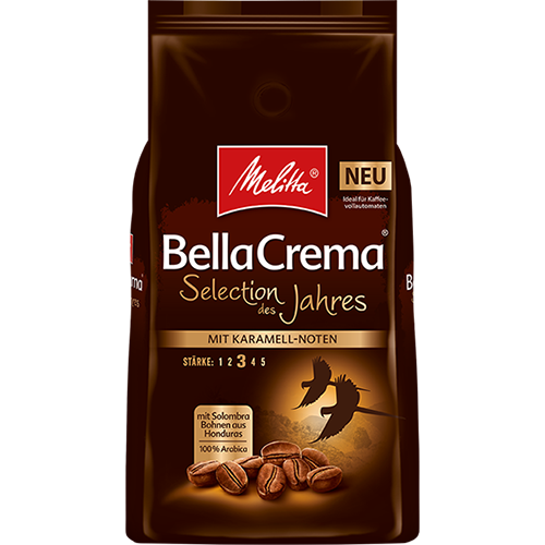 Melitta BellaCrema Selection of the year kaffebønner 1000g