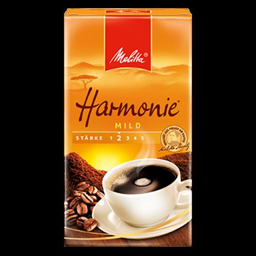 Melitta Harmonie formalet kaffe 500g utgånget datum