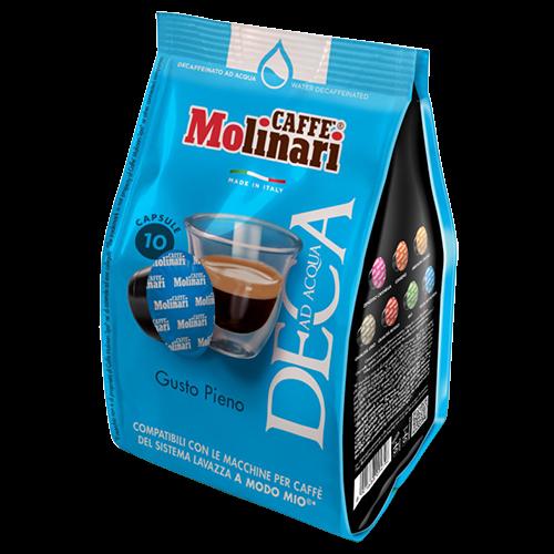 Molinari Deca A Modo Mio kaffekapsler 10st
