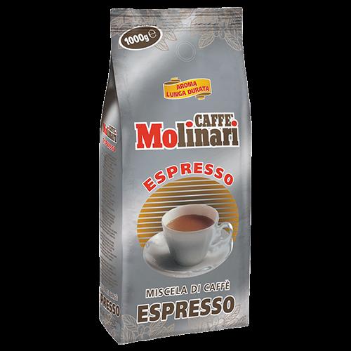 Molinari Espresso kaffebønner 1000g