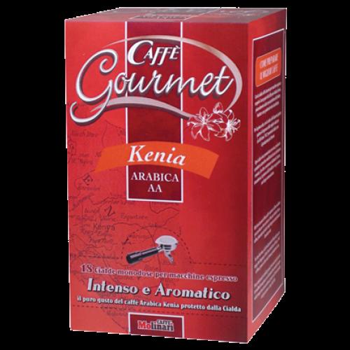 Molinari Kenia E.S.E kaffepods 18st