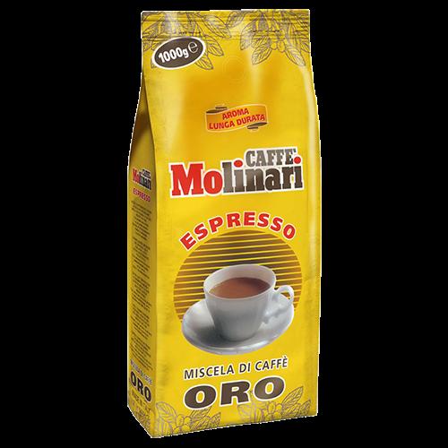 Molinari Oro kaffebønner 1000g