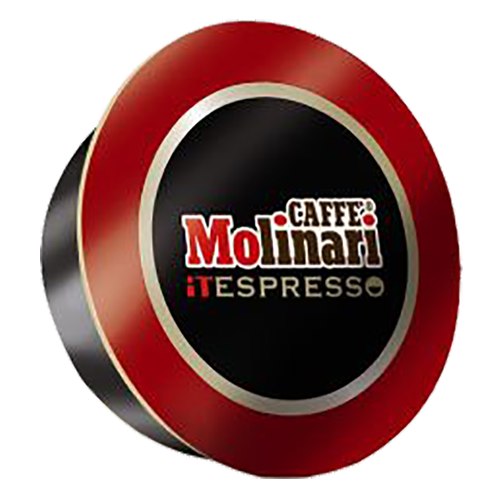 Molinari Blue Qualità Rosso kaffekapsler 100st