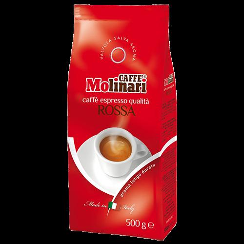 Molinari Rossa kaffebønner 500g