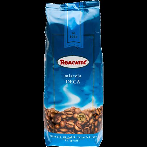 Monteriva Decaffeinato kaffebønner 500g utgånget datum