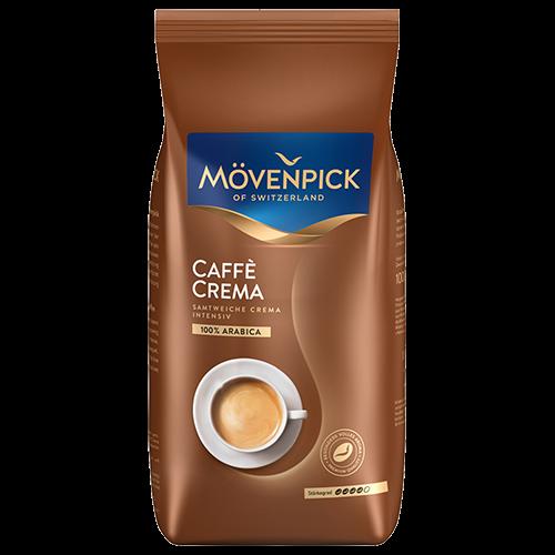 Mövenpick Caffè Crema kaffebønner 1000g