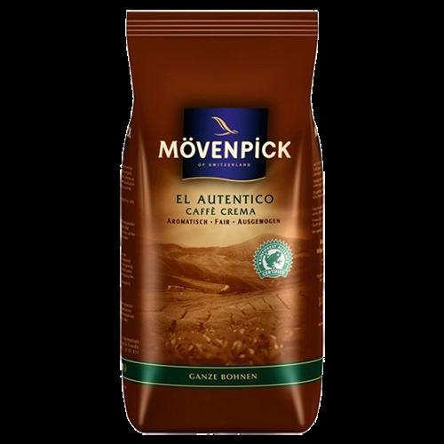 Mövenpick El Autentico kaffebønner 1000g