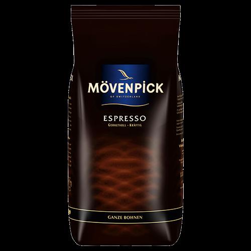 Mövenpick Espresso kaffebønner 1000g