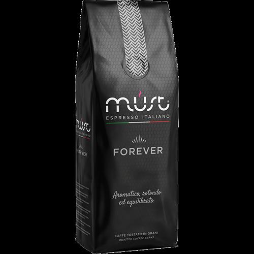 Must Forever kaffebønner 1000g