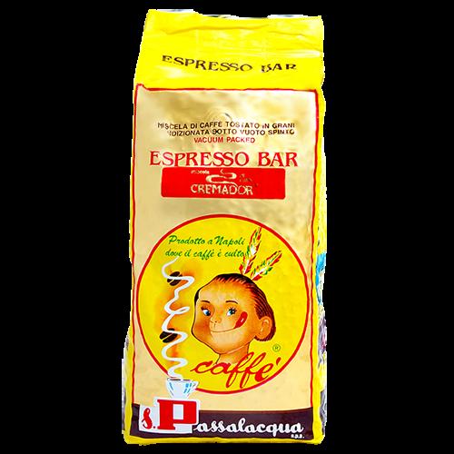 Passalacqua Cremador kaffebønner 1000g