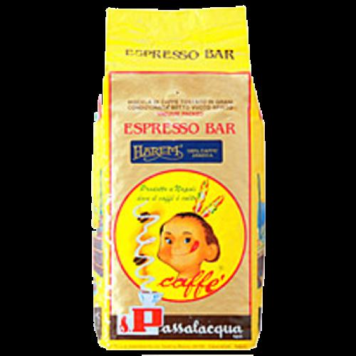 Passalacqua Harem 100% Arabica kaffebønner 1000g