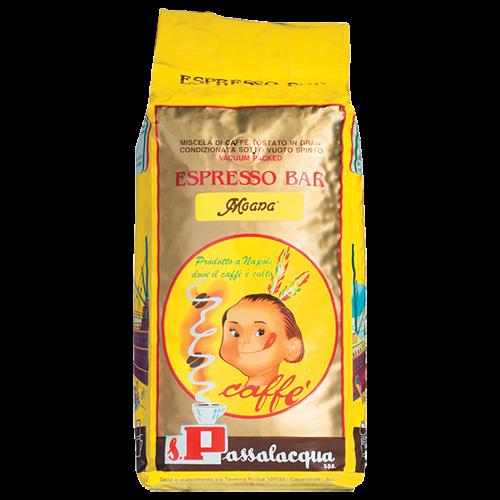 Passalacqua Moana kaffebønner 1000g