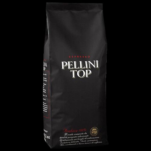Pellini Top 100% Arabica kaffebønner 1000g