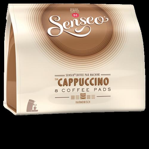 Senseo Cappuccino kaffepuder 8st x10