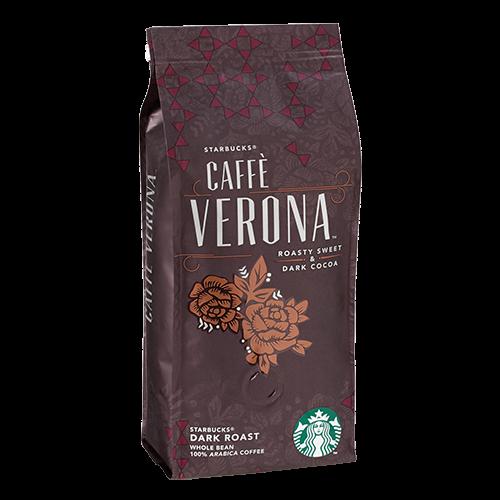 Starbucks Coffee Caffè Verona kaffebønner 250g
