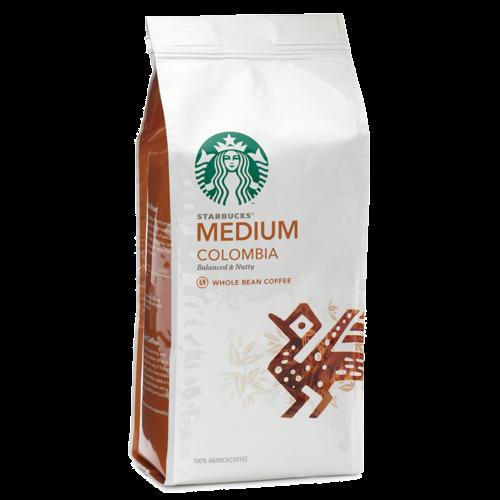 Starbucks Coffee Colombia kaffebønner 250g