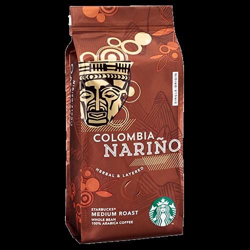 Starbucks Coffee Colombia Nariño kaffebønner 250g utgånget datum
