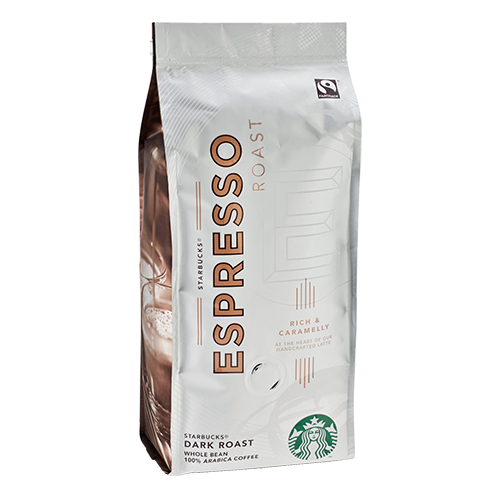 Starbucks Coffee Espresso Roast kaffebønner 250g