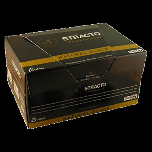 Stracto Professional Natural Black Caffitaly kaffekapsler 96st
