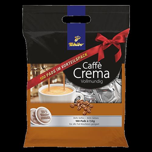 Tchibo Caffè Crema Fyllig kaffepuder 100st
