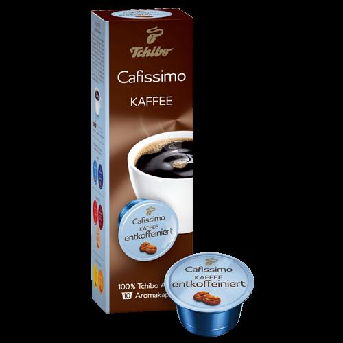 Tchibo koffeinfri brygg Caffitaly kaffekapsler 10st