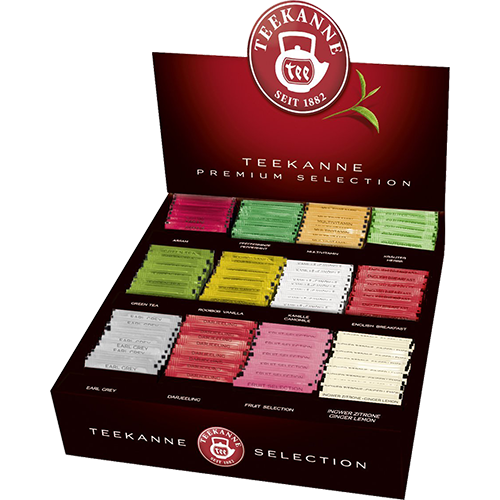 Teekanne Premium Selection Box tebreve 180st