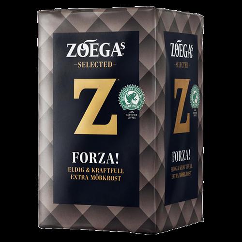 Zoégas Forza formalet kaffe 450g