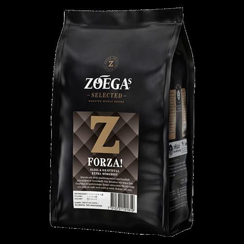Zoégas Forza kaffebønner 450g