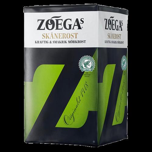 Zoégas Skånerost formalet kaffe 450g