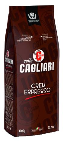 Cagliari Crem Espresso kaffebønner