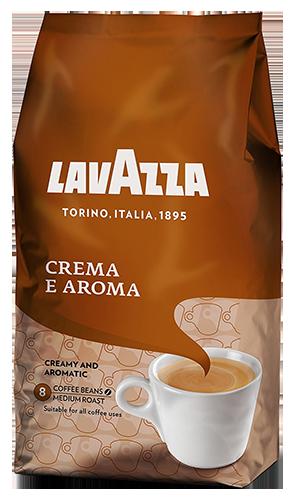 Lavazza Crema e Aroma kaffebønner 1000g
