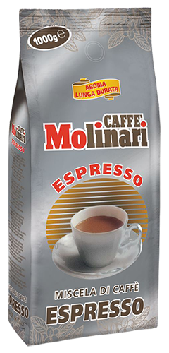 Molinari Espresso kaffebønner