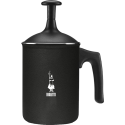 Bialetti Tuttocrema Mælkeskummere sort 3 kopper
