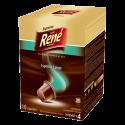 Café René Espresso Lungo Nespresso kaffekapsler 10st