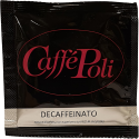 Caffè Poli Decaffeinato blå koffeinfria E.S.E kaffepods 18st