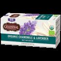 Celestial tea Organic Chamomile & Lavender tebreve 20st