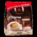 Dallmayr Crema d'Oro mild kaffepuder 28st