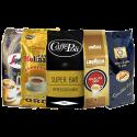 Oro (guld) kaffebønner testpakke