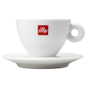 illy cappuccinokopper (med underkopper) 20cl 12st