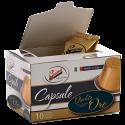 La Genovese Qualità Oro Nespresso kaffekapsler 10st