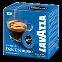 Lavazza A Modo Mio Espresso Dek Cremoso kaffekapsler 16st