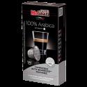 Molinari itespresso 100% arabica kaffekapsler til Nespresso 10st