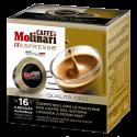 Molinari A Modo Mio Qualità Oro kaffekapsler 16st