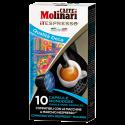 Molinari itespresso Qualita Deca Nespresso kaffekapsler 10st