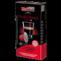 Molinari itespresso Qualità Rosso kaffekapsler til Nespresso 10st