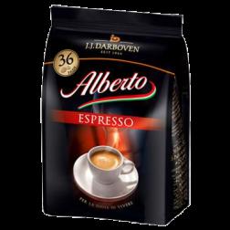 Alberto Espresso kaffepuder 36st