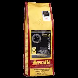 Arcaffè Mokacrema kaffebønner 500g utgånget datum