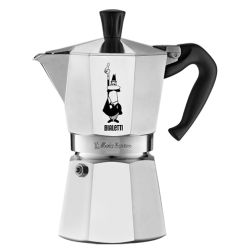Bialetti Moka Express Espressokande 6 kopper
