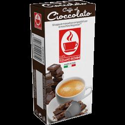 Caffè Bonini Caffè al Cioccolato kaffekapsler til Nespresso 10st